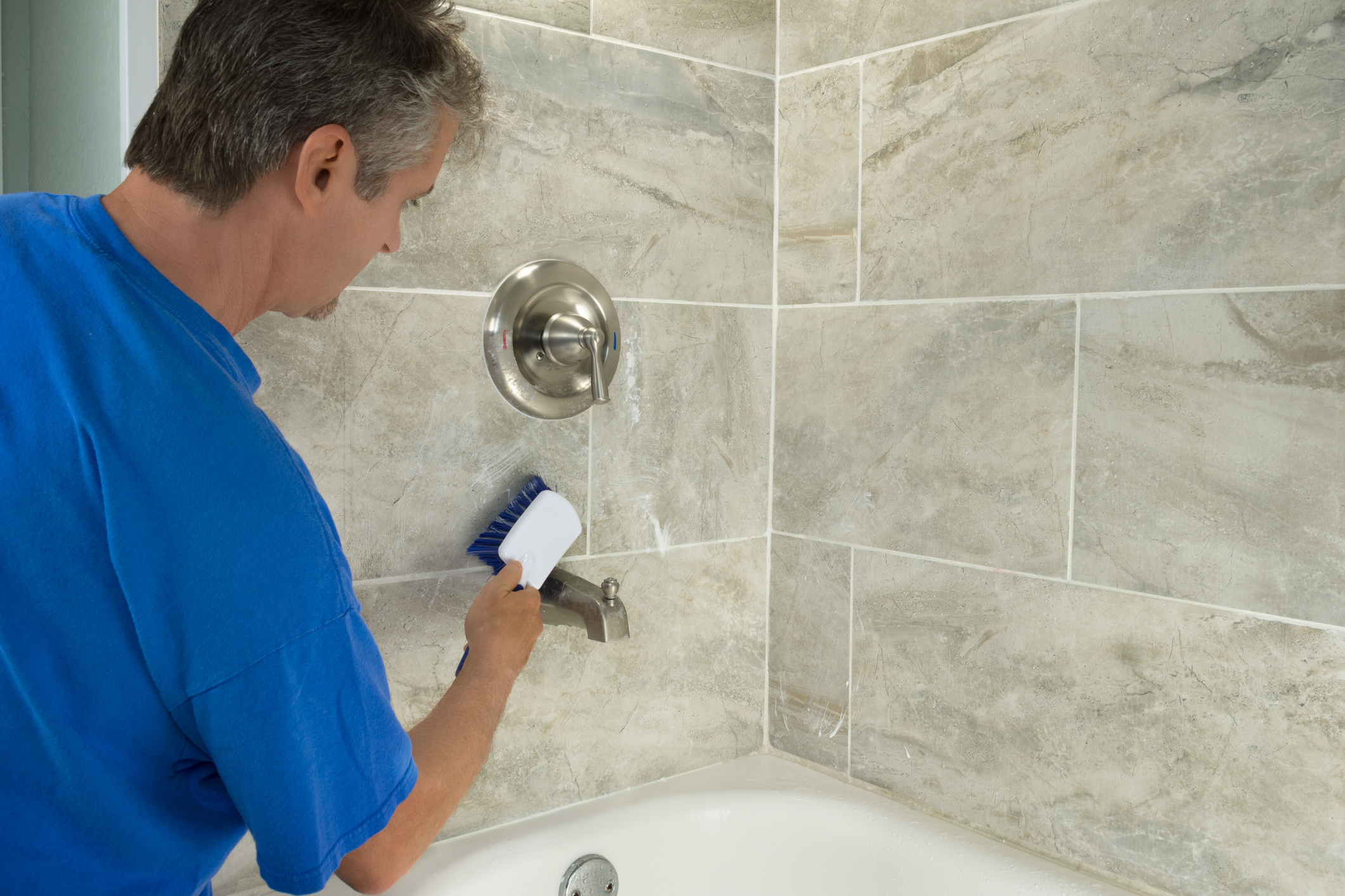 Grout Clean And Seal Services