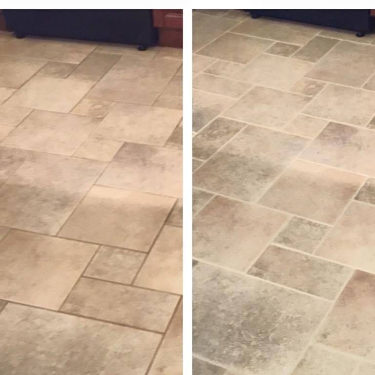 Tile and Grout Cleaning In Boca Raton