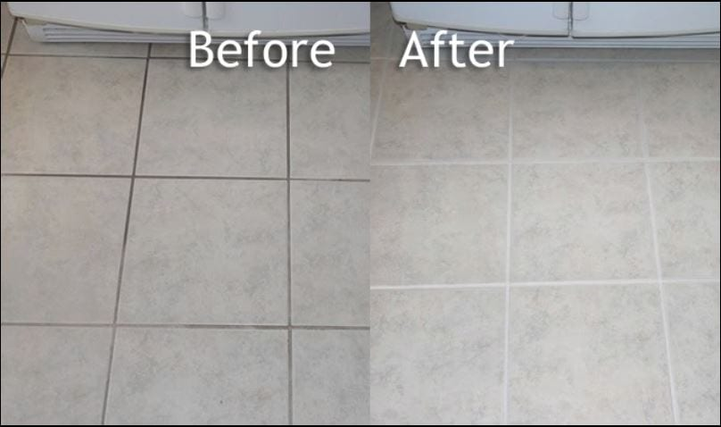 grout cleaning in Wellington, FL